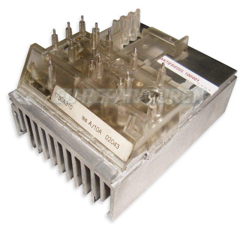 Weiter zum Artikel: SIEMENS 1750A310 IGBT MODULE