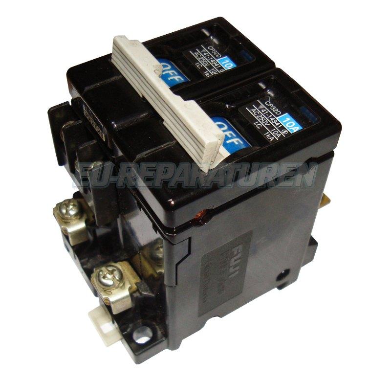 Weiter zum Artikel: FUJI ELECTRIC CP32D-10A RELAIS