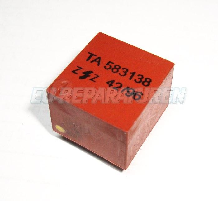Weiter zum Artikel: VOGT TA583138 TRANSFORMATOR