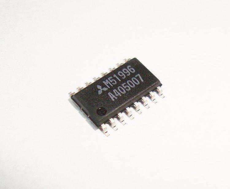 Weiter zum Artikel: MITSUBISHI ELECTRIC M51996FP SONSTIGES