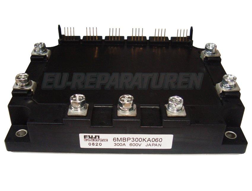 VORSCHAU: FUJI ELECTRIC 6MBP300KA060 IGBT MODULE