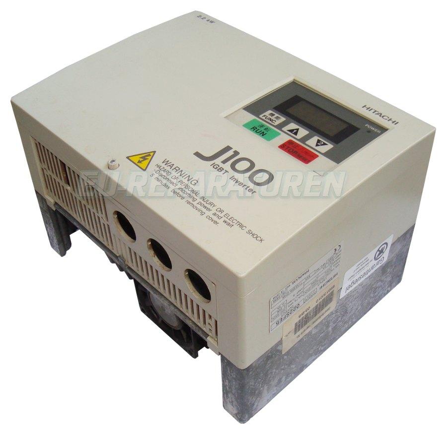 VORSCHAU: HITACHI J100-022SFE5 FREQUENZUMFORMER