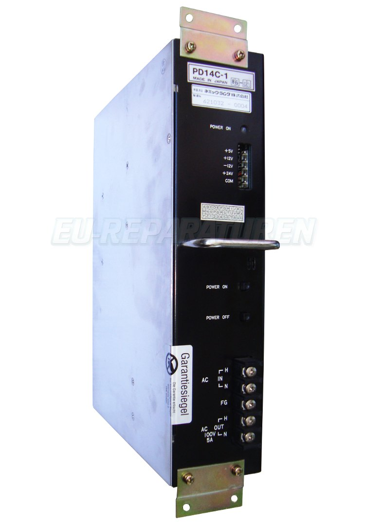 VORSCHAU: MITSUBISHI ELECTRIC PD14C-1 POWER SUPPLY