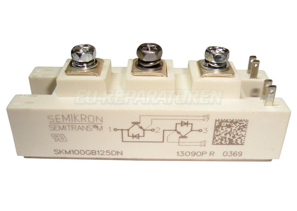 SHOP, Kaufen: SEMIKRON SKM100GB125DN IGBT MODULE