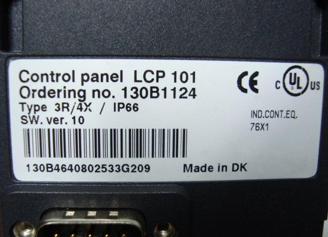 SHOP, Kaufen: DANFOSS LCP101 BEDIENPANEL
