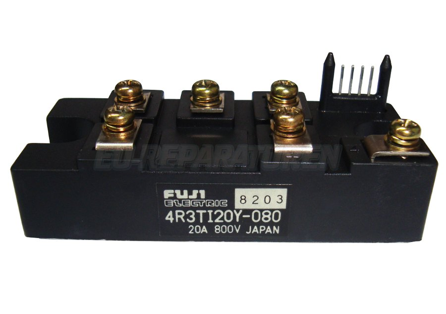 Weiter zum Artikel: FUJI ELECTRIC 4R3TI20Y-080 THYRISTOR MODULE