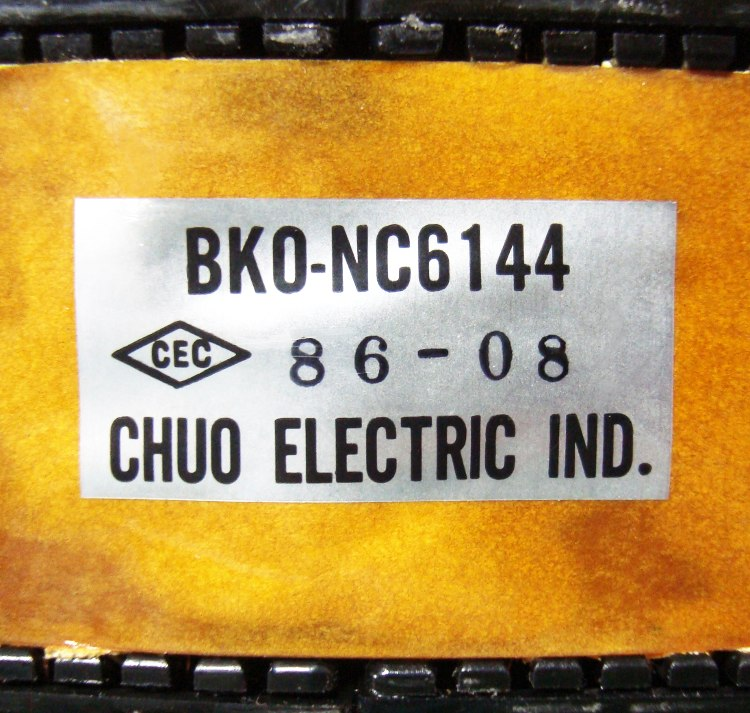 SHOP, Kaufen: MITSUBISHI ELECTRIC BKO-NC6144 TRANSFORMATOR