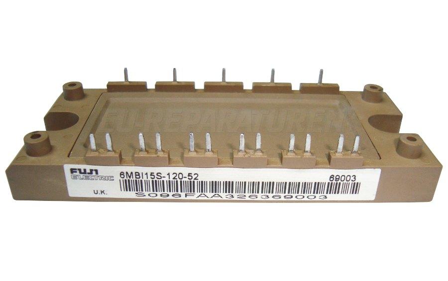 VORSCHAU: FUJI ELECTRIC 6MBI15S-120 IGBT MODULE