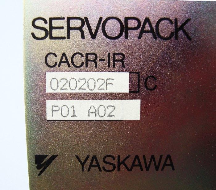 VORSCHAU: YASKAWA CACR-IR020202FC FREQUENZUMFORMER