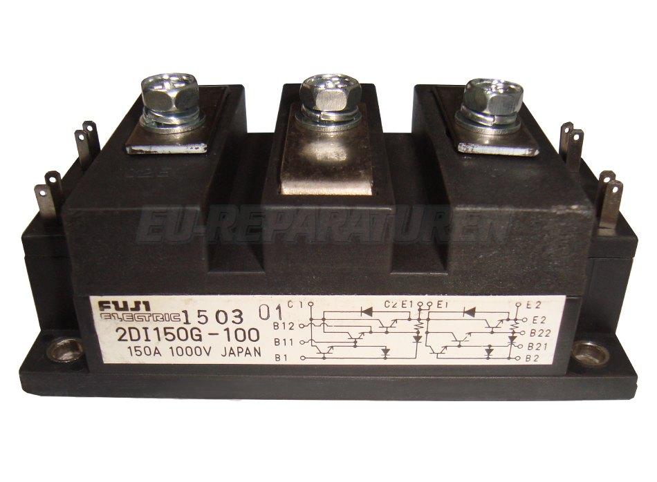 Weiter zum Artikel: FUJI ELECTRIC 2DI150G-100 TRANSISTOR MODULE