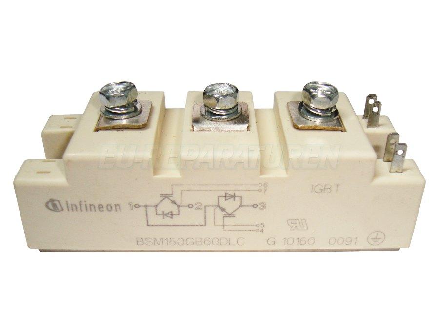 VORSCHAU: INFINEON BSM150GB60DLC IGBT MODULE
