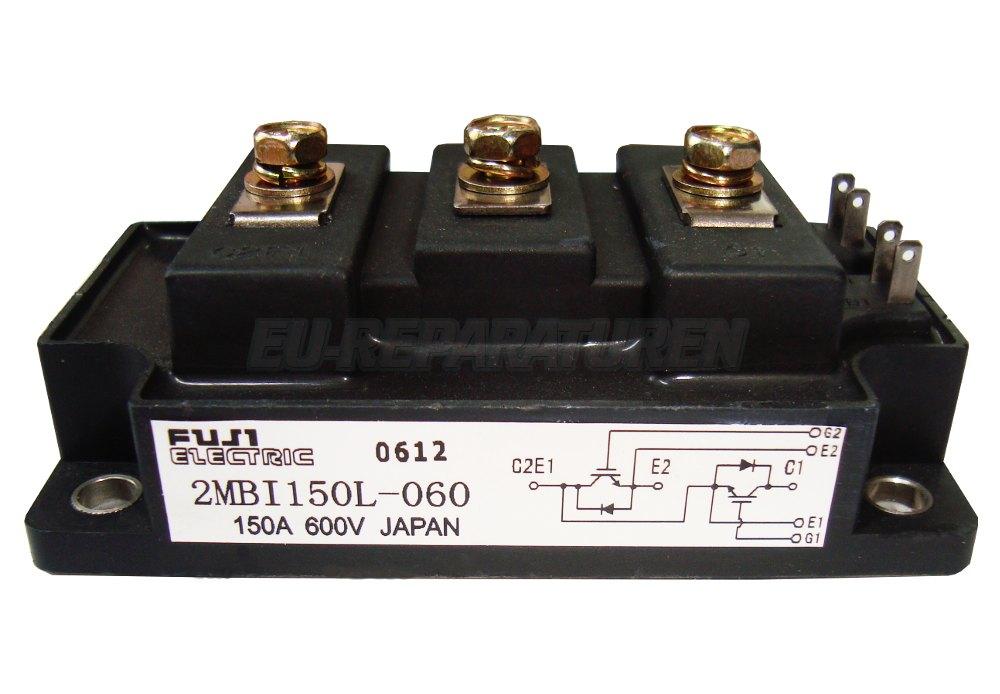 Weiter zum Artikel: FUJI ELECTRIC 2MBI150L-060 IGBT MODULE