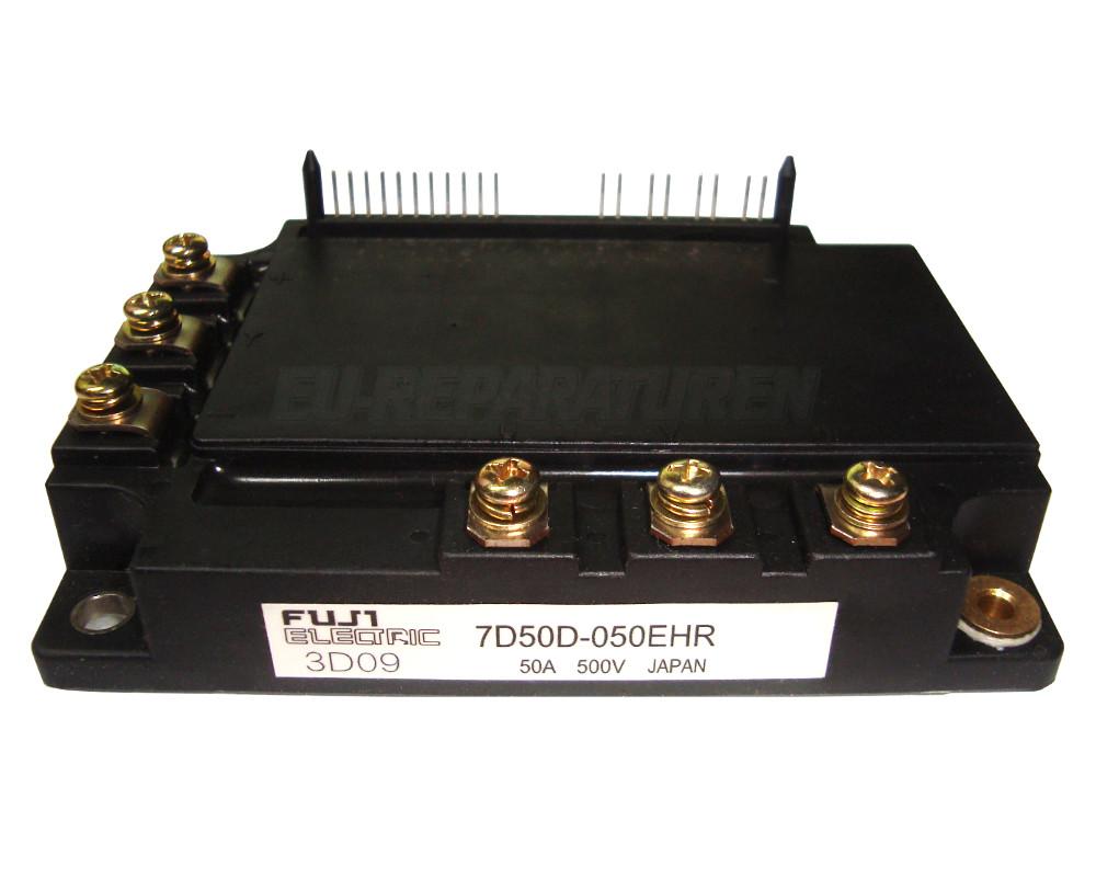 Weiter zum Artikel: FUJI ELECTRIC 7D50D-050EHR IGBT MODULE