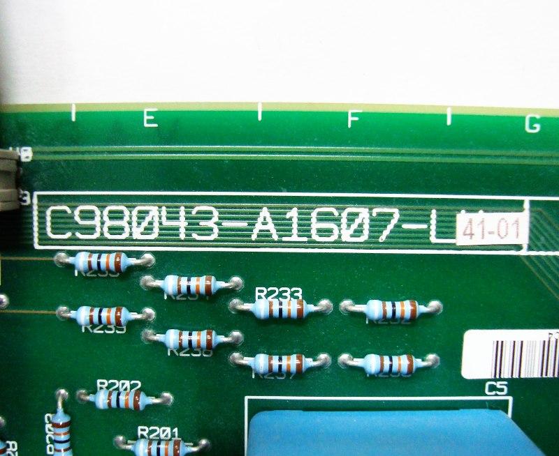 SHOP, Kaufen: SIEMENS C98043-A1607-L41- BOARD