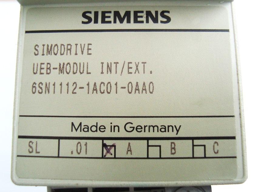 SHOP, Kaufen: SIEMENS 6SN1112-1AC01-0AA POWER SUPPLY