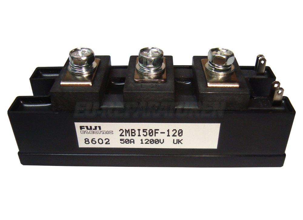 Weiter zum Artikel: FUJI ELECTRIC 2MBI50F-120 IGBT MODULE