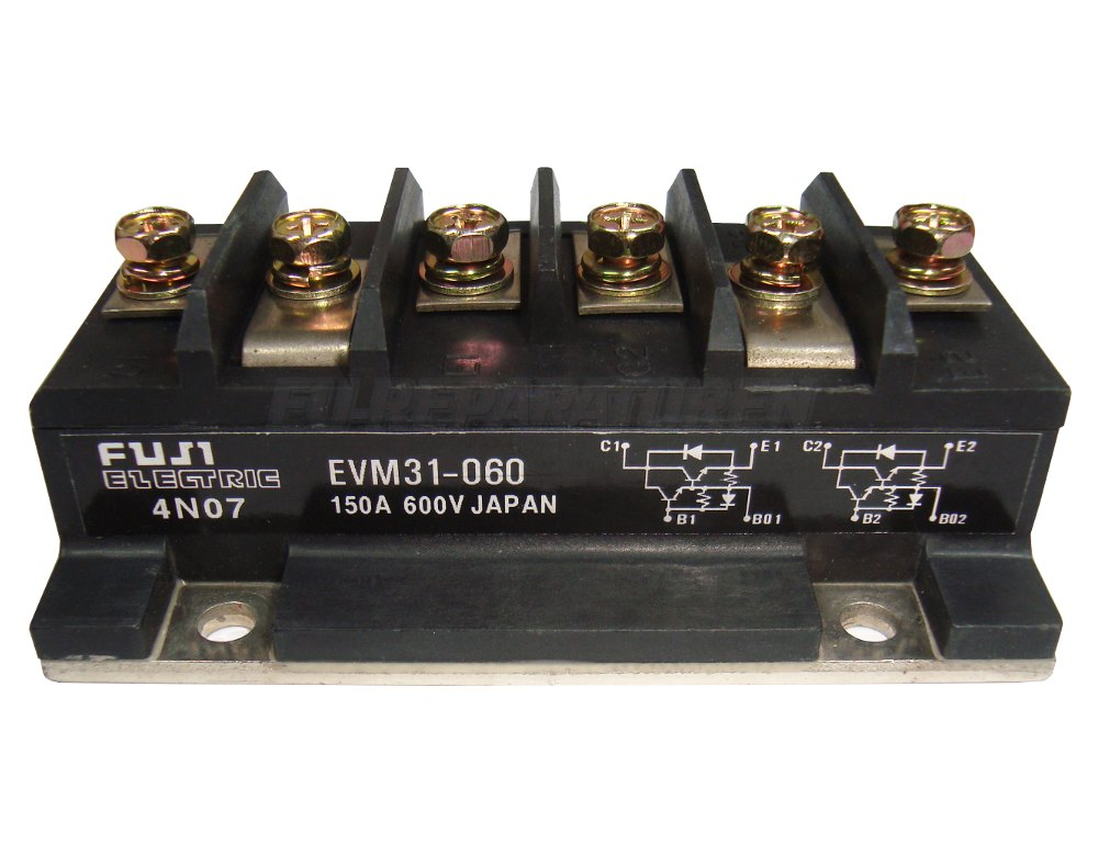 SHOP, Kaufen: FUJI ELECTRIC EVM31-060 TRANSISTOR MODULE