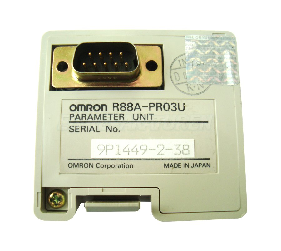 SHOP, Kaufen: OMRON R88A-PR03U BEDIENPANEL