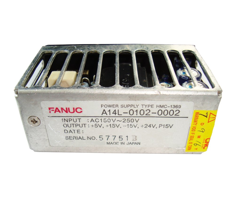 SHOP, Kaufen: FANUC A14L-0102-0002 POWER SUPPLY