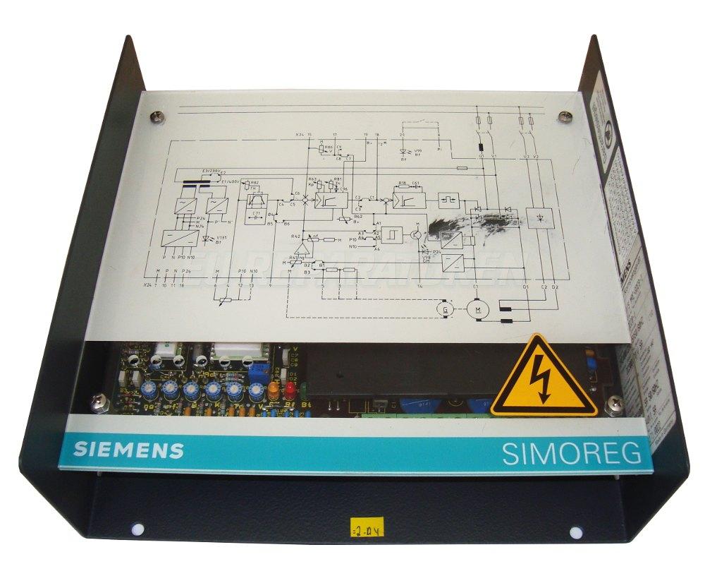 SHOP, Kaufen: SIEMENS 6RA2203-8DD20-1 DC-DRIVE