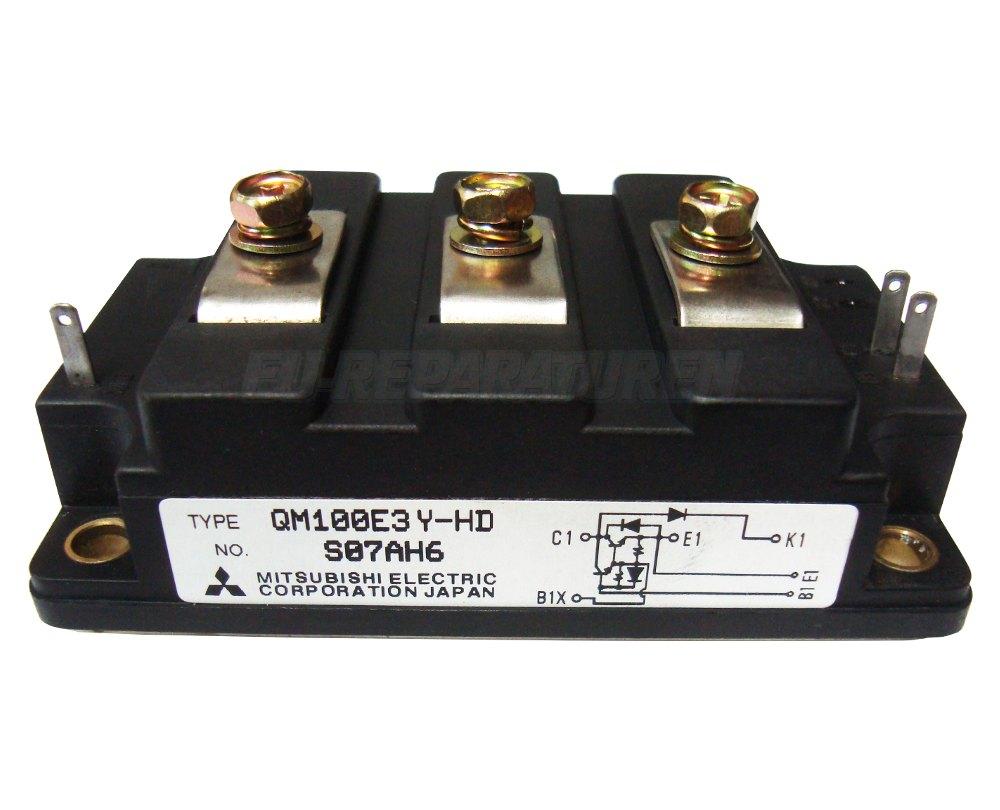 VORSCHAU: MITSUBISHI ELECTRIC QM100E3Y-HD TRANSISTOR MODULE