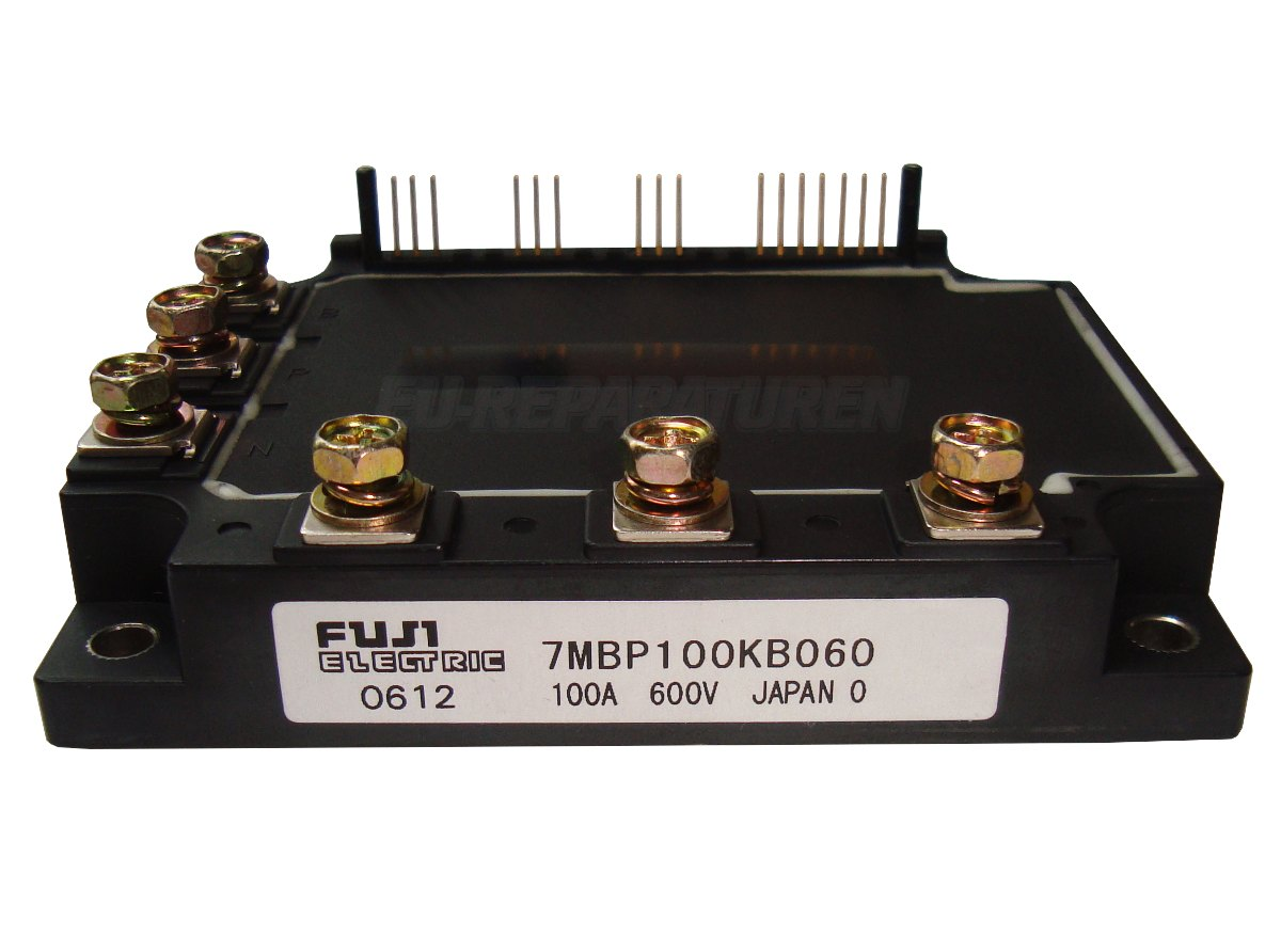 VORSCHAU: FUJI ELECTRIC 7MBP100KB060 IGBT MODULE