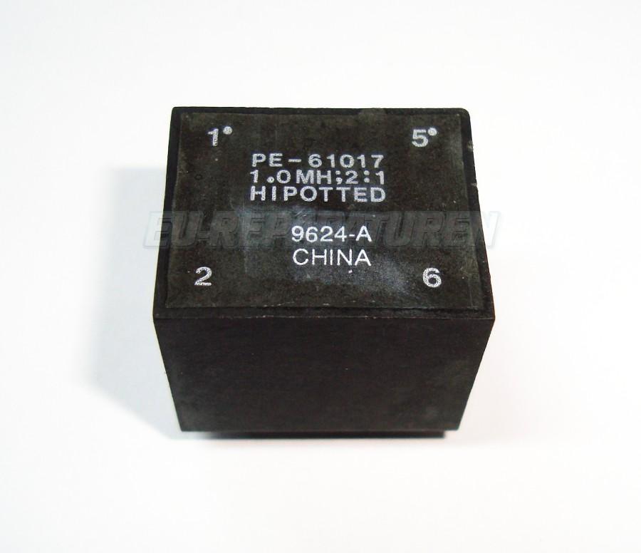 VORSCHAU: PULSE ELECTRONICS PE-61017 TRANSFORMATOR