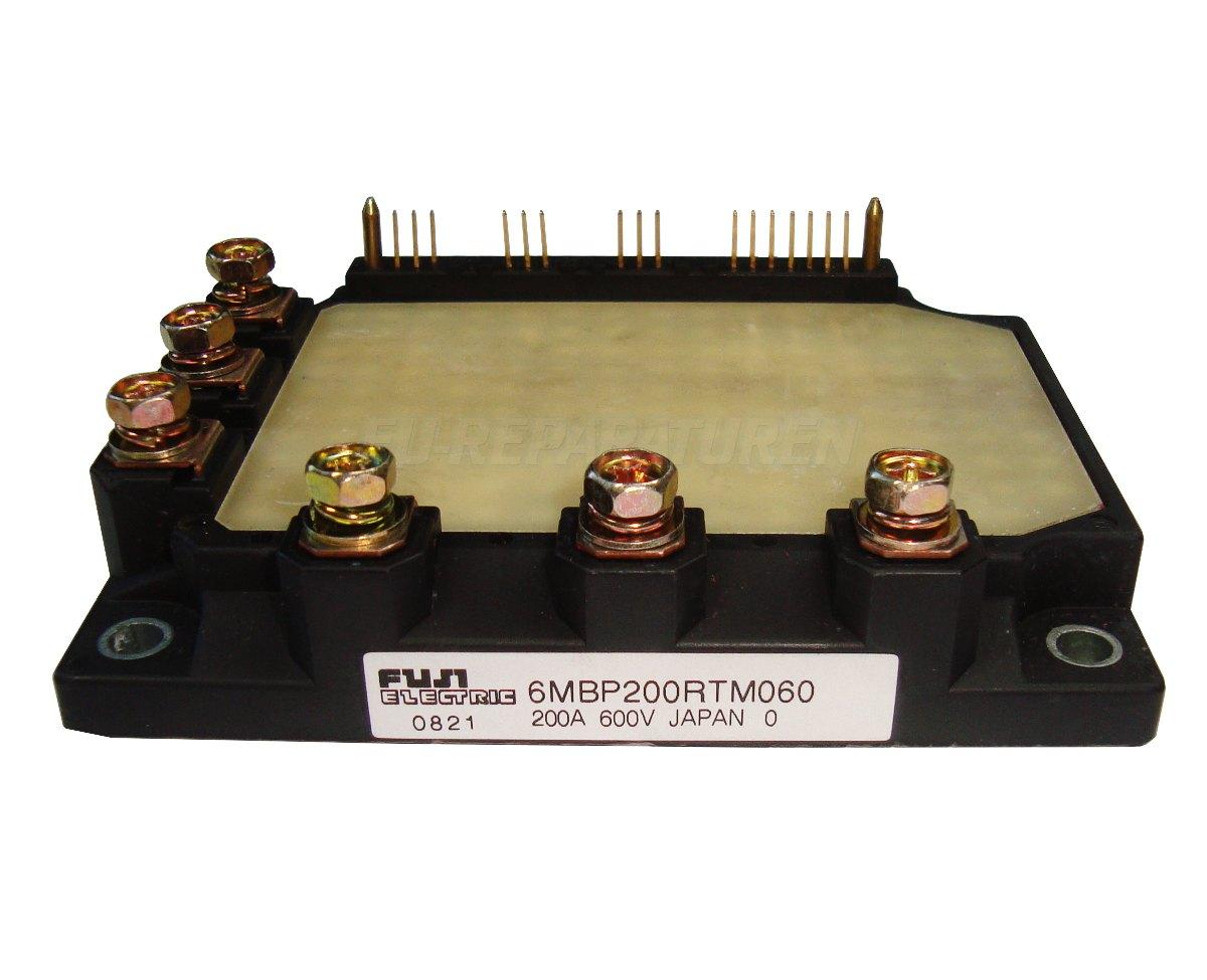 SHOP, Kaufen: FUJI ELECTRIC 6MBP200RTM060 IGBT MODULE