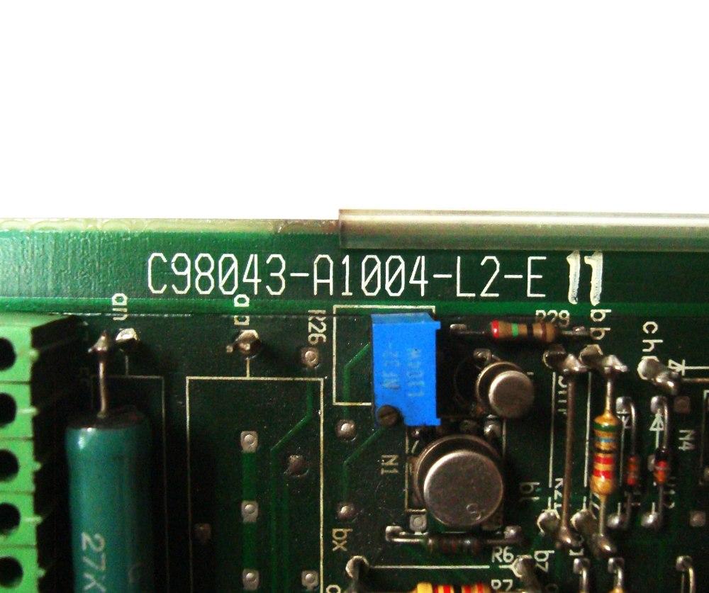 SHOP, Kaufen: SIEMENS C98043-A1004-L2-E BOARD
