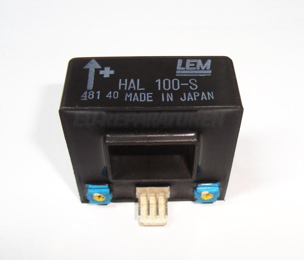 SHOP, Kaufen: LEM HAL100-S STROMWANDLER