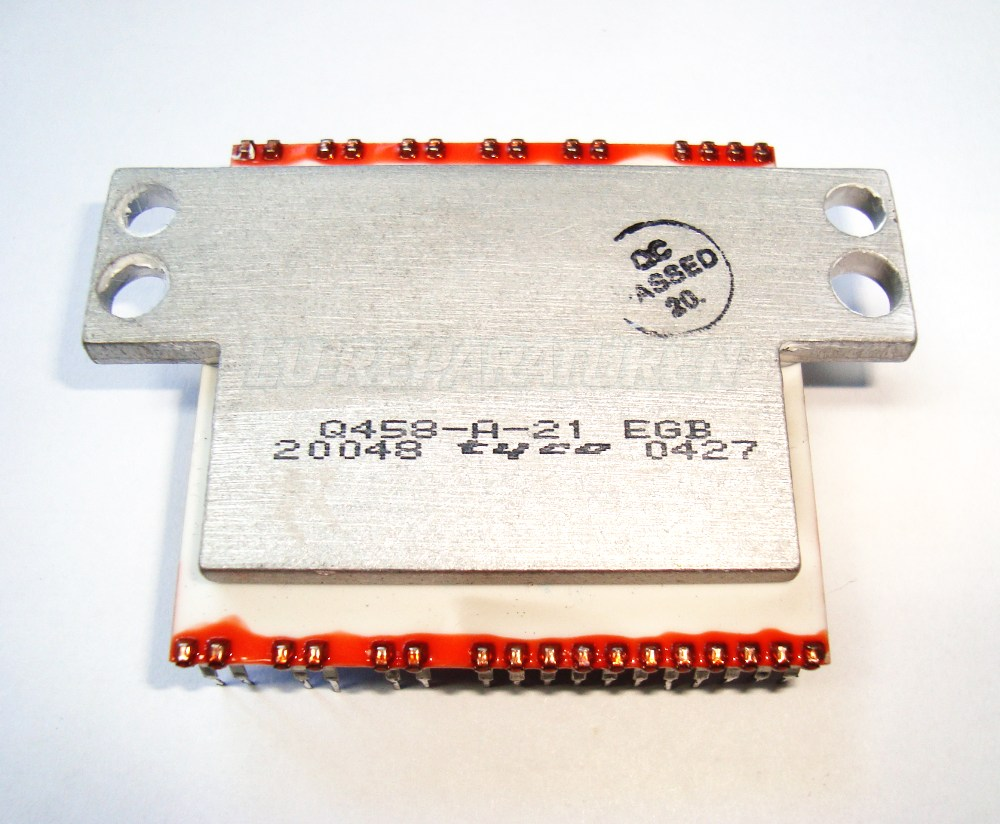 SHOP, Kaufen: SIEMENS Q458-A-21 IGBT MODULE