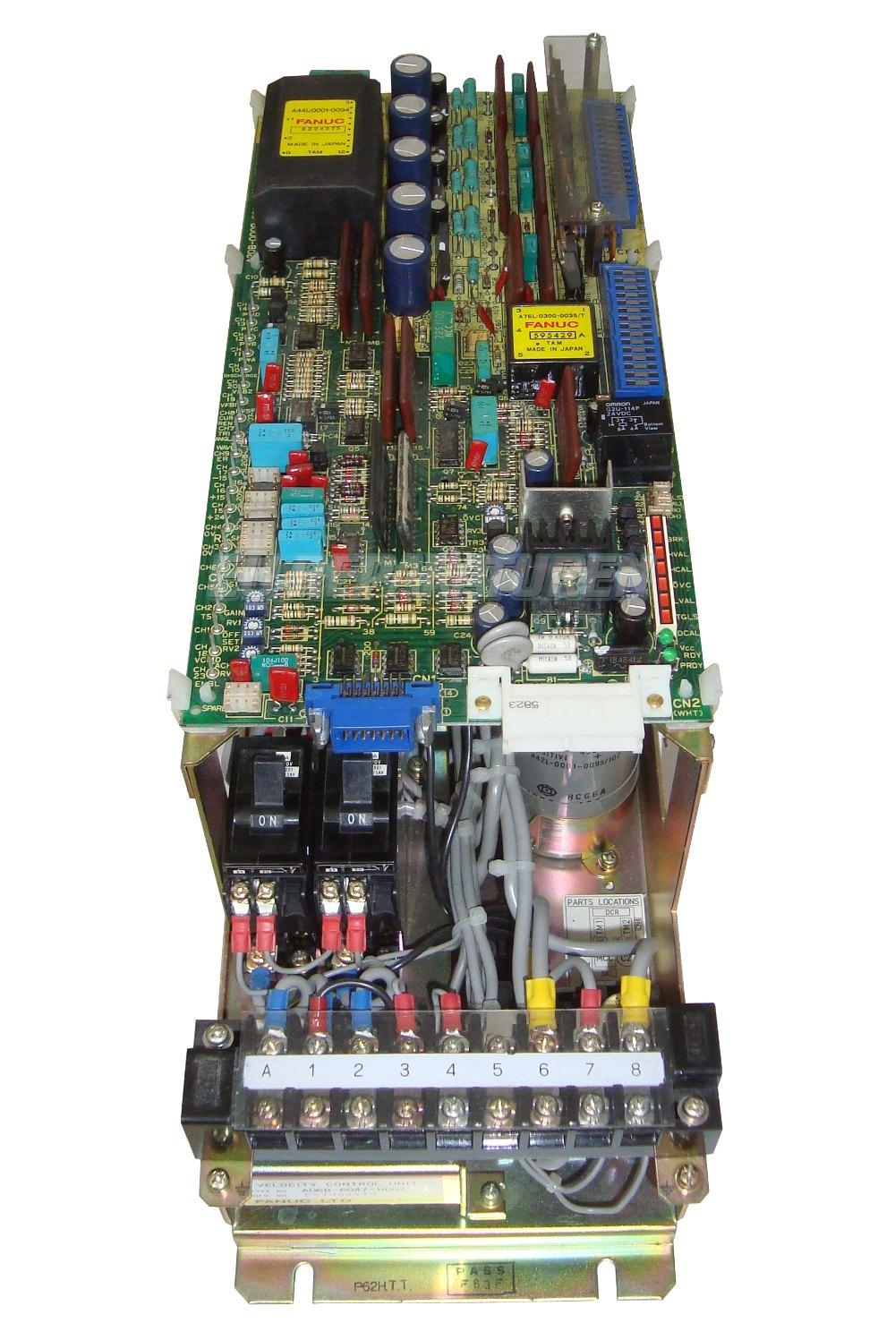 SHOP, Kaufen: FANUC A06B-6047-H002 DC-DRIVE