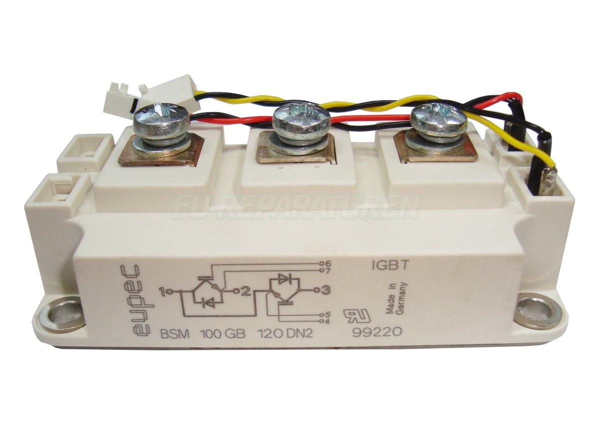 SHOP, Kaufen: EUPEC BSM100GB120DN2 IGBT MODULE