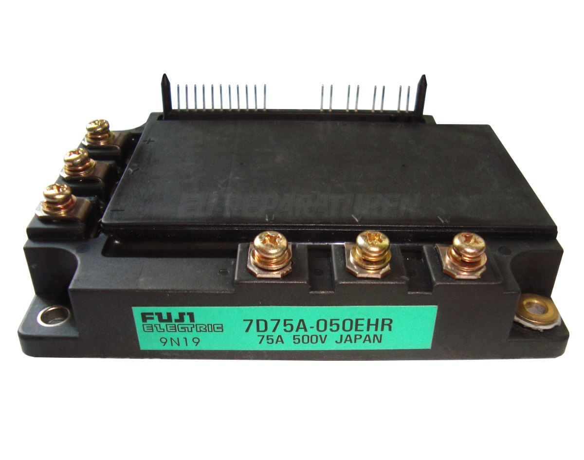 SHOP, Kaufen: FUJI ELECTRIC 7D75A-050EHR TRANSISTOR MODULE