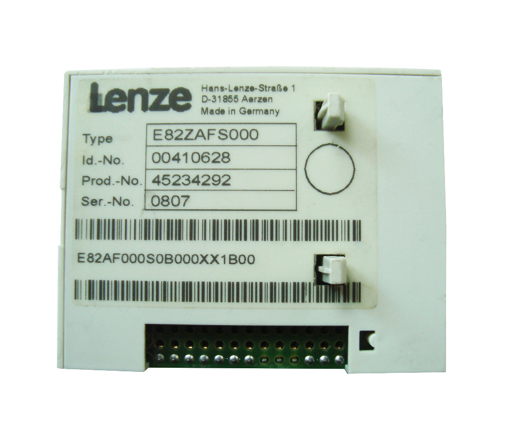 SHOP, Kaufen: LENZE E82ZAFS000 BEDIENPANEL