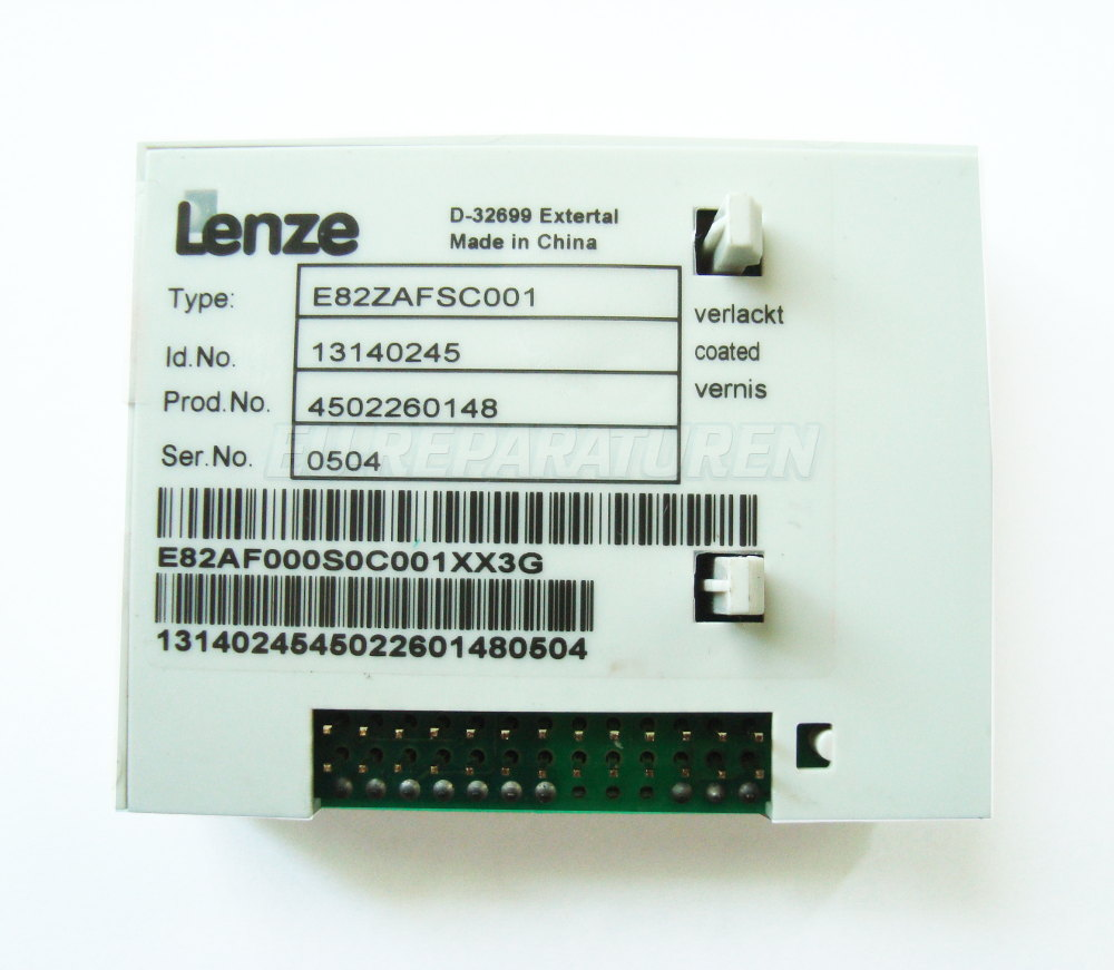 SHOP, Kaufen: LENZE E82ZAFSC001 BEDIENPANEL