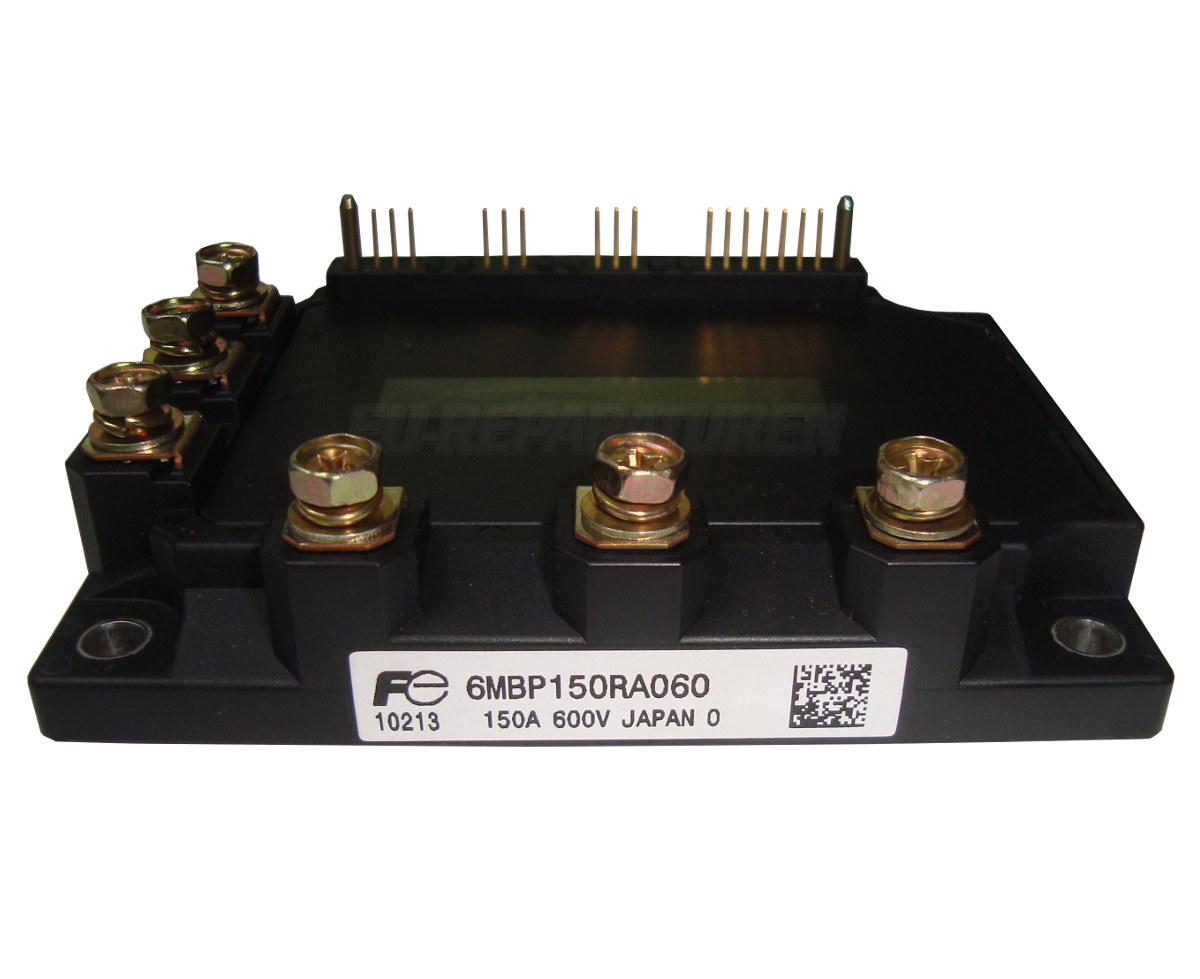 VORSCHAU: FUJI ELECTRIC 6MBP150RA060 IGBT MODULE