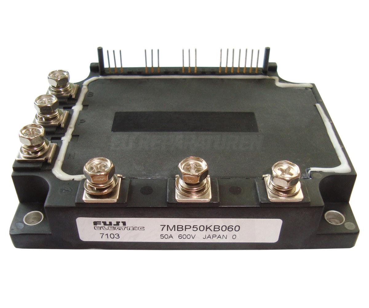 VORSCHAU: FUJI ELECTRIC 7MBP50KB060 IGBT MODULE