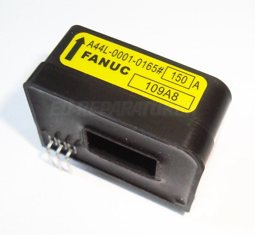 VORSCHAU: FANUC A44L-0001-0165-150A STROMWANDLER