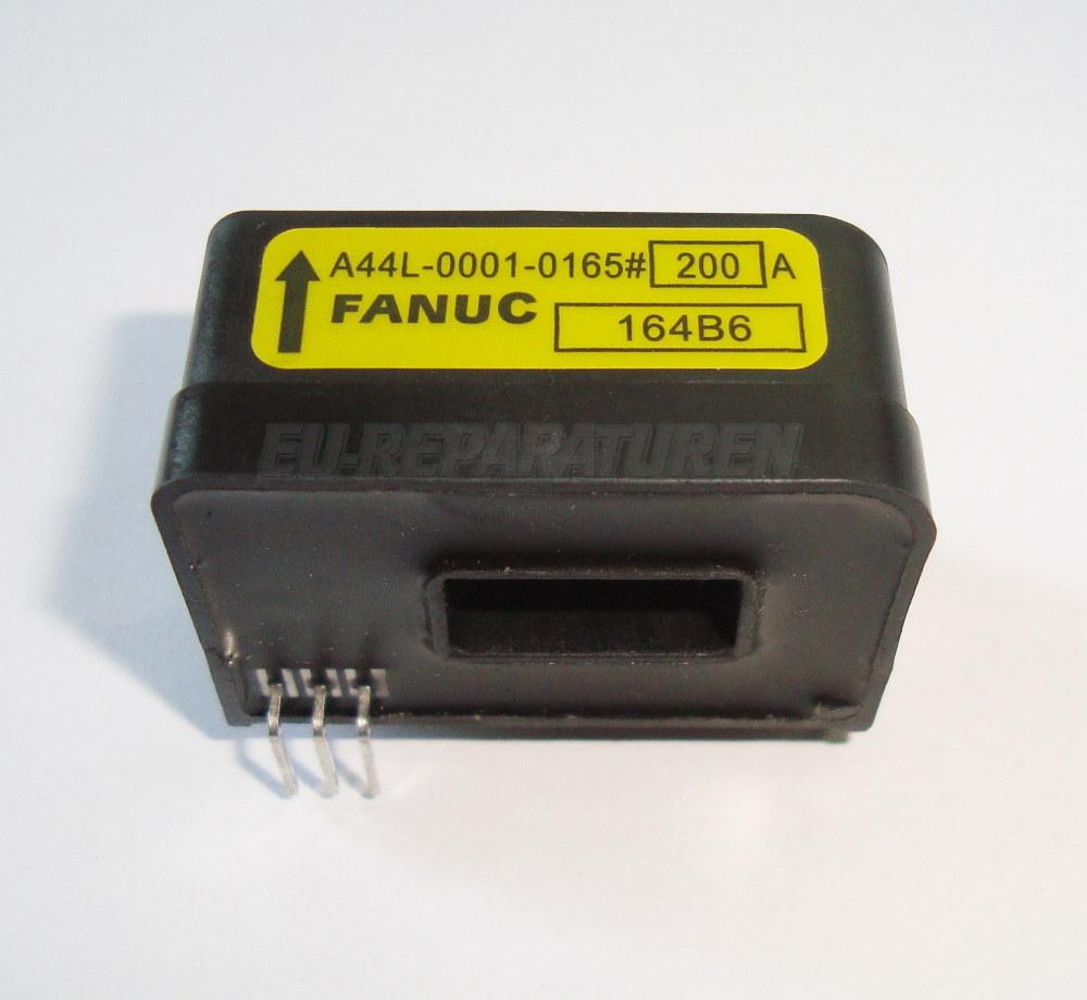 Weiter zum Artikel: FANUC A44L-0001-0165-200A STROMWANDLER