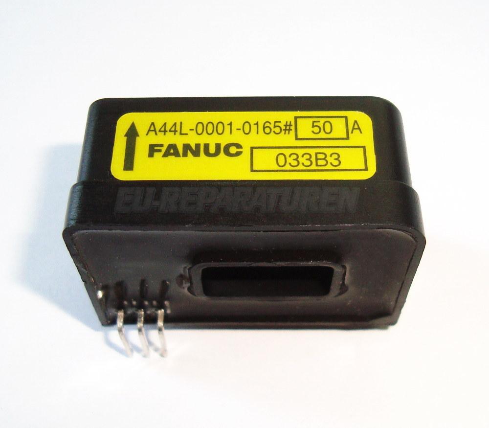 Weiter zum Artikel: FANUC A44L-0001-0165-50A STROMWANDLER
