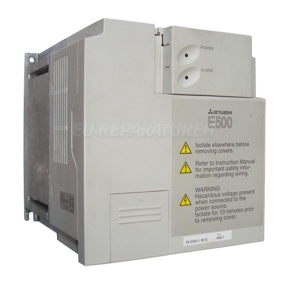 SHOP, Kaufen: MITSUBISHI ELECTRIC FR-E520S-1.5K-EC FREQUENZUMFORMER