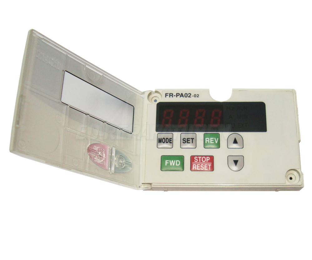 SHOP, Kaufen: MITSUBISHI ELECTRIC FR-PA02-02 BEDIENPANEL