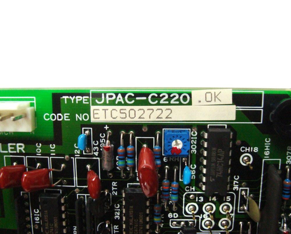 SHOP, Kaufen: YASKAWA JPAC-C220.OK BOARD