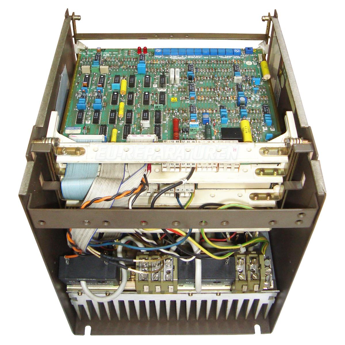 Weiter zum Artikel: SIEMENS 6RA2625-6DV55-ZY26 DC-DRIVE
