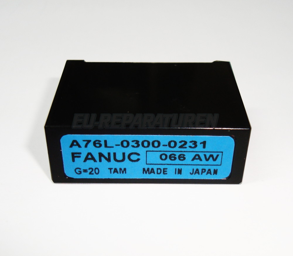 SHOP, Kaufen: FANUC A76L-0300-0231 ISOLATION AMPLIFIER