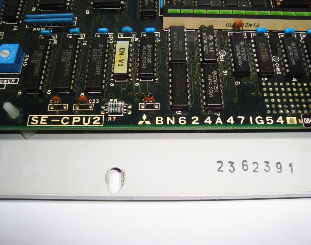 SHOP, Kaufen: MITSUBISHI ELECTRIC SE-CPU2 BOARD