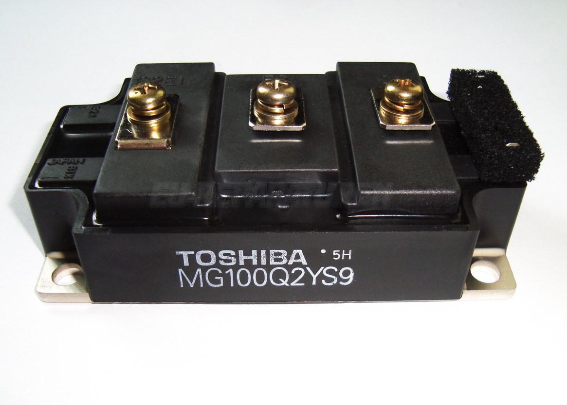 Weiter zum Artikel: TOSHIBA MG100Q2YS9 IGBT MODULE