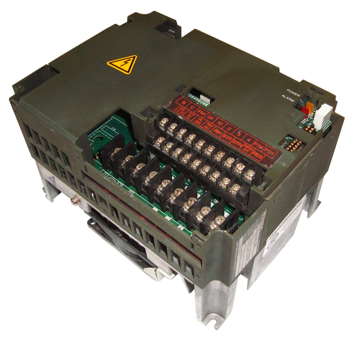 VORSCHAU: MITSUBISHI ELECTRIC FR-Z024-S1.5K FREQUENZUMFORMER