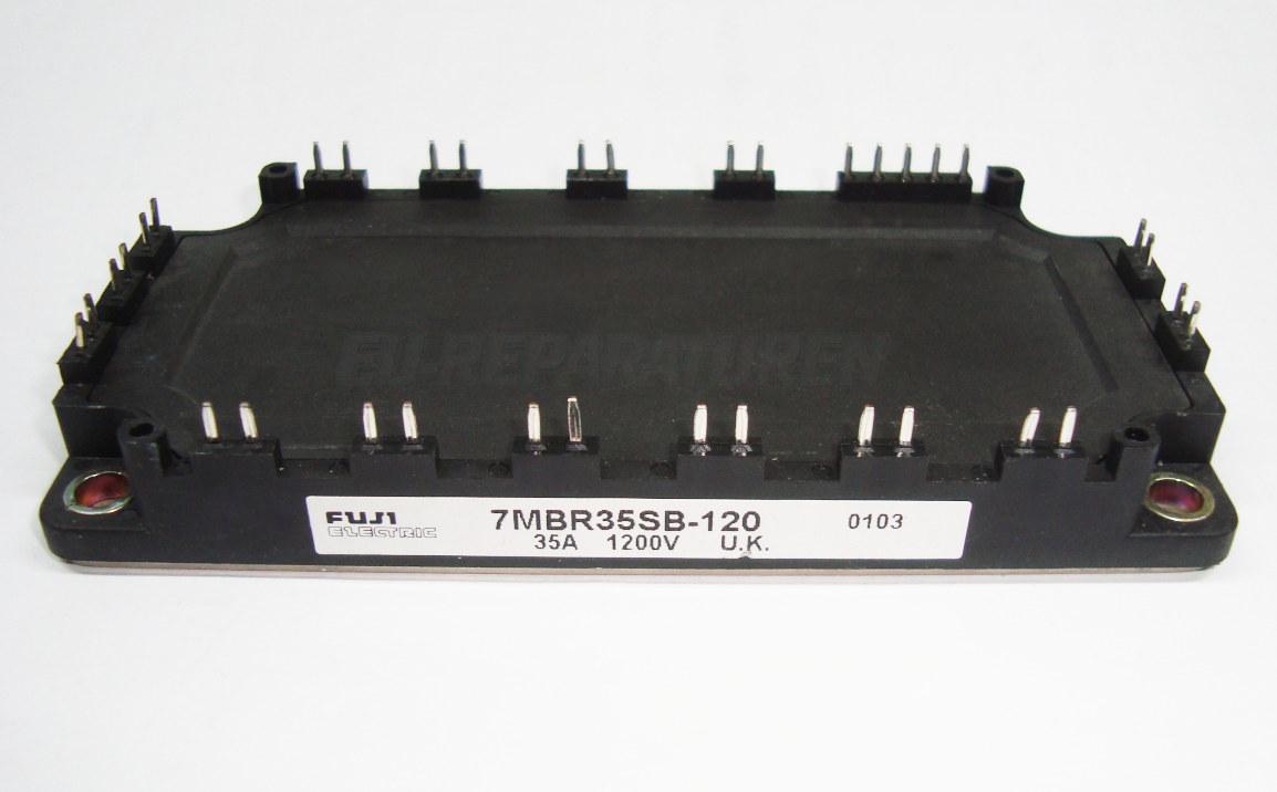 SHOP, Kaufen: FUJI ELECTRIC 7MBR35SB-120 IGBT MODULE